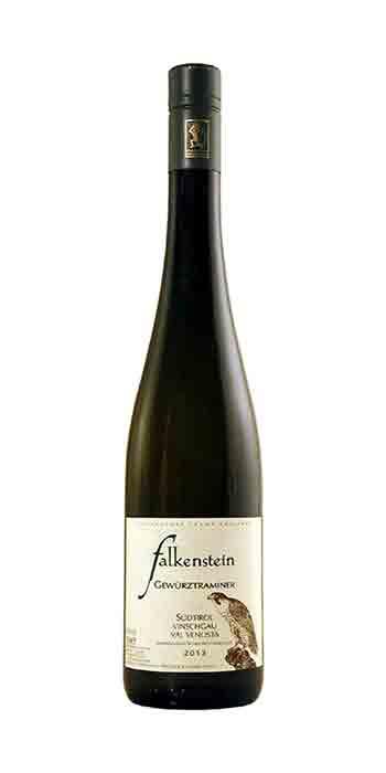 Alto Adige Val Venosta Gewüztraminer 2020 Falkenstein - Wine il vino