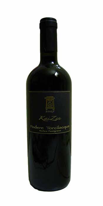Toscana Merlot Kaizen 2010 Torcilacqua - Wine il vino