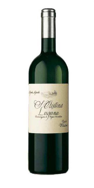 Lugana Santa Cristina 2014 Magnum Zenato - Wine il vino