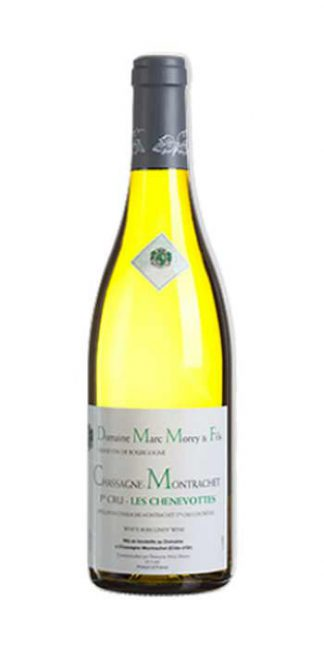 Chassagne-Montrachet 1er Cru Les Chenevottes 2006 Marc Morey - Wine il vino