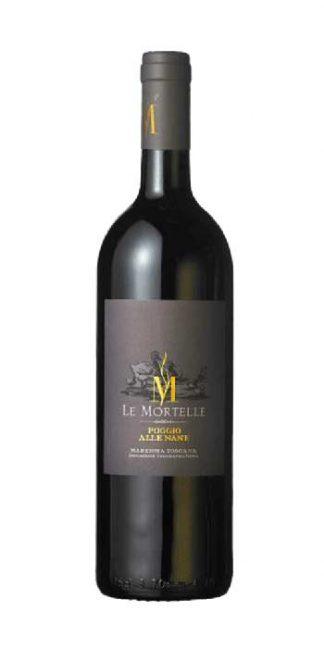 Maremma Toscana Poggio alle Nane 2010 Le Mortelle - Wine il vino