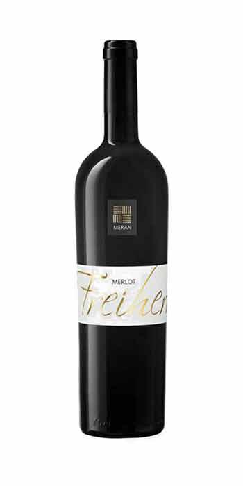 Alto Adige Merlot Freiherr 2012 Meran - Wine il vino