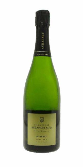 Champagne Agrapart extra-brut Blanc de Blancs Minéral 2008 - Wine il vino