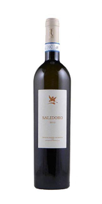Monferrato Bianco Salidoro 2012 Tenuta Santa Caterina - Wine il vino