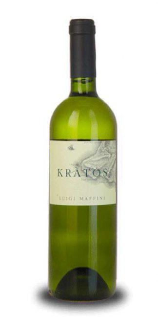 Paestum Fiano Kratos 2014 Maffini - Wine il vino