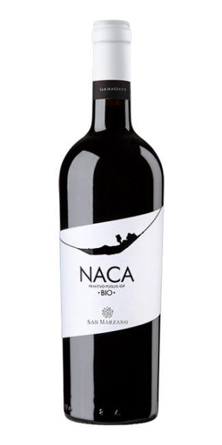 vendita vini online puglia primitivo naca bio cantine san marzano - Wine il vino