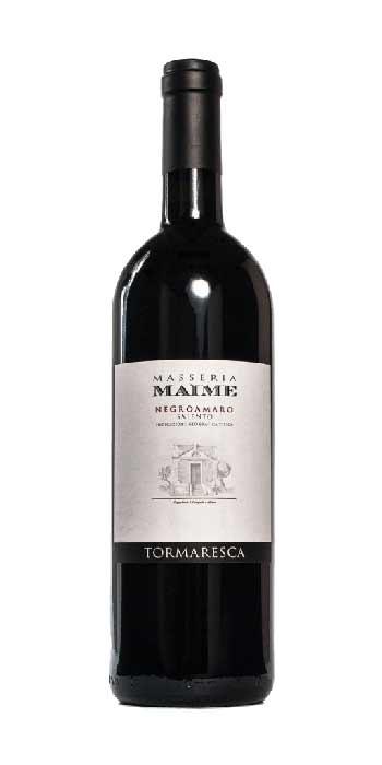Salento Masseria Maime 2010 Tormaresca - Wine il vino