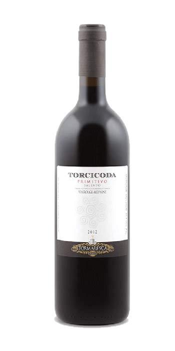 Salento Torcicoda 2012 Tormaresca - Wine il vino