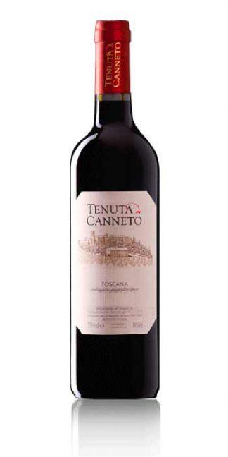 Toscana Rosso Santa Barbara 2011 Tenuta Canneto - Wine il vino