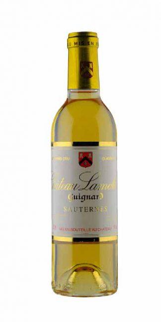Sauternes 2011 Château Lamothe Guignard - Wine il vino