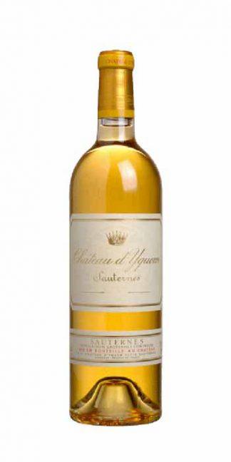 Sauternes 2011 Château d'Yquem - Wine il vino