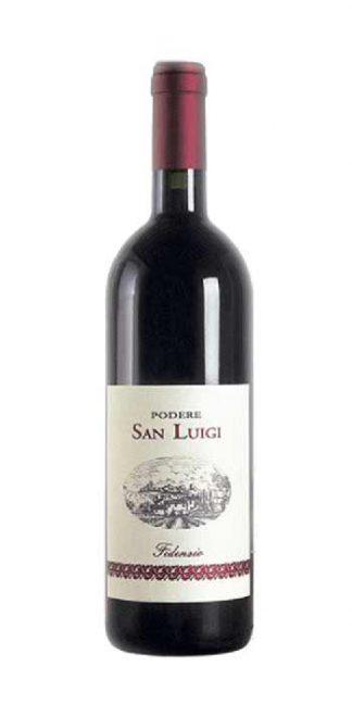 Toscana Fidenzio 2007 Podere San Luigi - Wine il vino