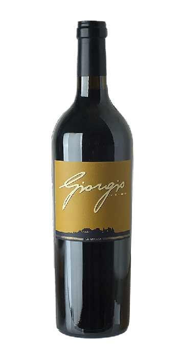 Toscana Giorgio Primo 2011 Fattoria La Massa red wine - Wine il vino