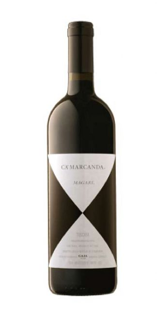 Toscana Magari 2011 Cà Marcanda - Wine il vino
