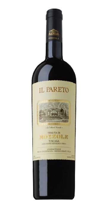 Toscana il Pareto 2004 Tenuta di Nozzole - Wine il vino