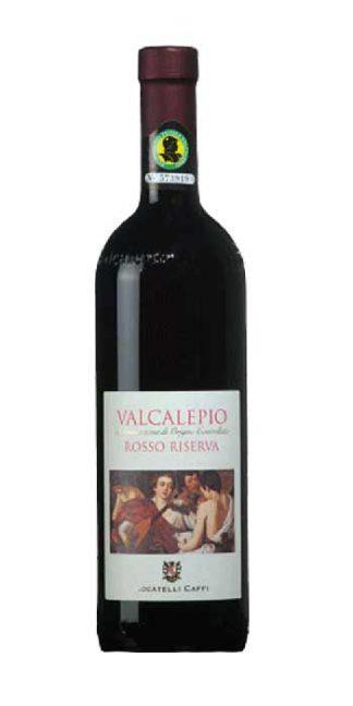 Valcalepio Rosso Riserva 2010 Locatelli-Caffi (Copy) - Wine il vino