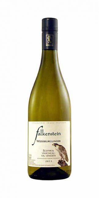Alto Adige Val Venosta Weissburgunder 2012 Falkenstein - Wine il vino
