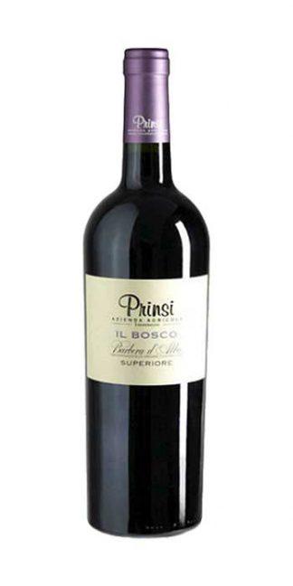 Barbera d'Alba Superiore Il Bosco 2013 Prinsi - Wine il vino