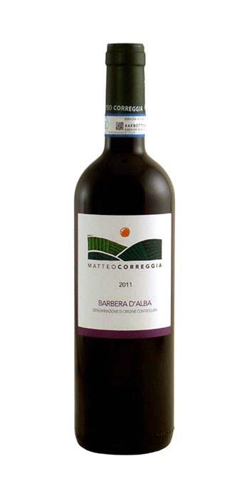 Barbera d'Alba 2013 Matteo Correggia - Wine il vino