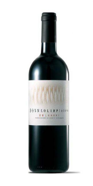 Bolgheri Rosso 2011 Donna Olimpia - Wine il vino