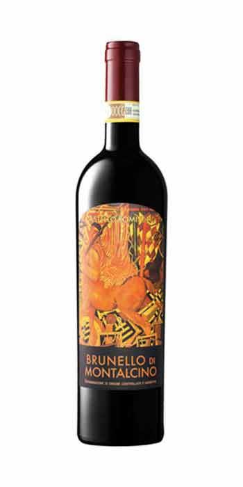 Brunello di Montalcino 2010 Castello Romitorio - Wine il vino