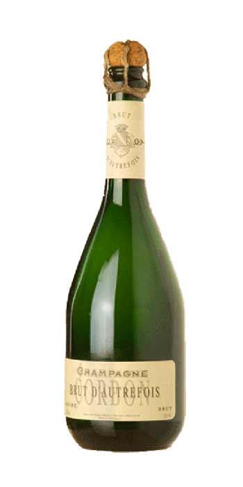 Champagne brut d'autrefois Corbon - Wine il vino