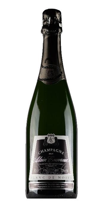Champagne brut Blanc de Noirs Alain Couvreur - Wine il vino