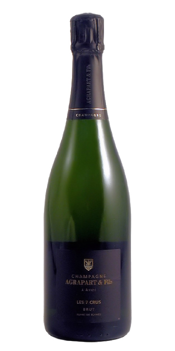 vendita vini on line champagne brut les 7 crus Agrapart - Wine il vino