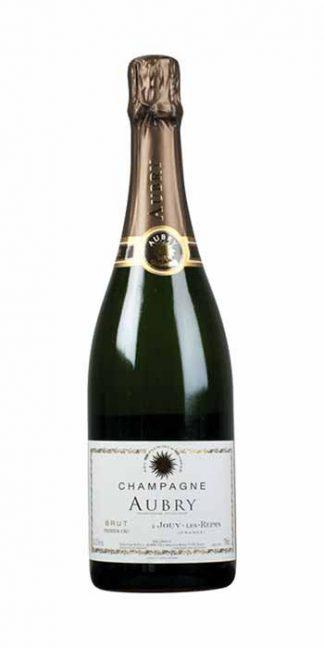 Champagne brut Classique Aubry - Wine il vino