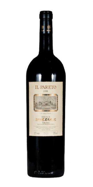 Toscana il Pareto 1998 Magnum Tenuta di Nozzole - Wine il vino