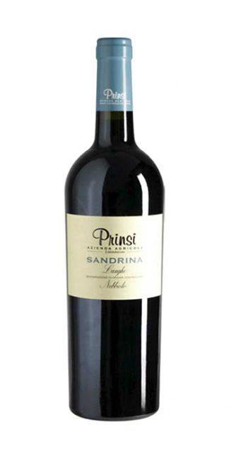 Langhe Nebbiolo Sandrina 2014 Prinsi - Wine il vino