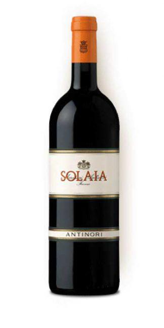 Toscana Solaia 2010 Antinori - Wine il vino