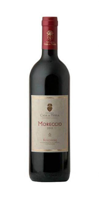 Bolgheri Rosso Moreccio 2014 Fattoria Casa di Terra - Wine il vino
