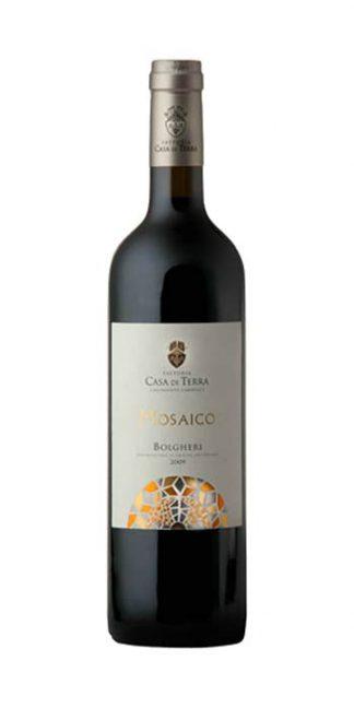 Bolgheri Rosso Mosaico 2013 Fattoria Casa di Terra - Wine il vino