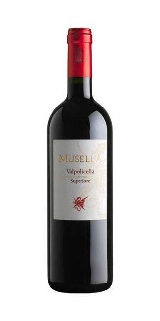 Valpolicella Superiore 2014 Musella - Wine il vino