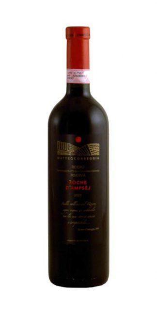 Roero Riserva Roche D'Ampsej 2012 Matteo Correggia - Wine il vino