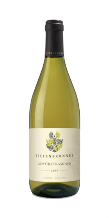 Alto Adige Gewürztraminer 2015 Tiefenbrunner - Wine il vino