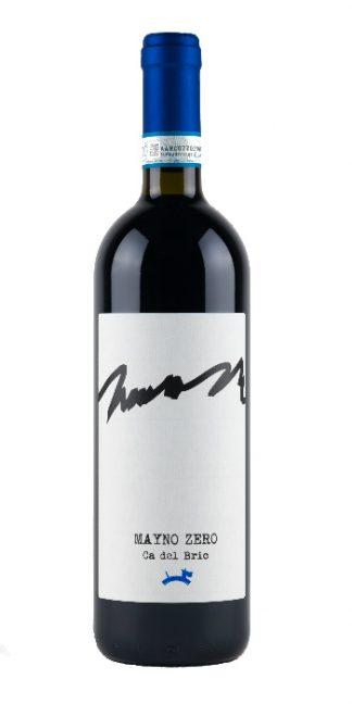 Dolcetto d'Ovada Mayno Zero 2015 Ca del Bric - Wine il vino