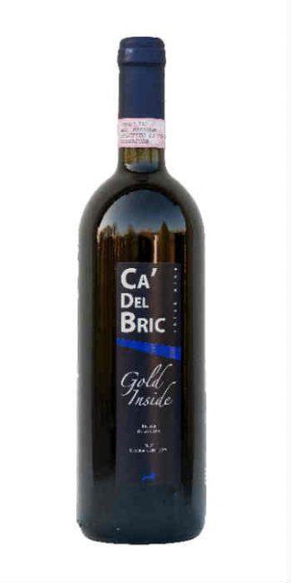 Ovada riserva Gold Inside 2010 Ca' del Bric - Wine il vino