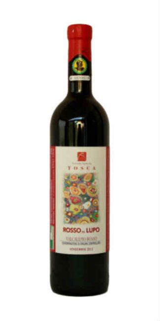 Valcalepio Rosso del Lupo 2013 Tosca - Wine il vino