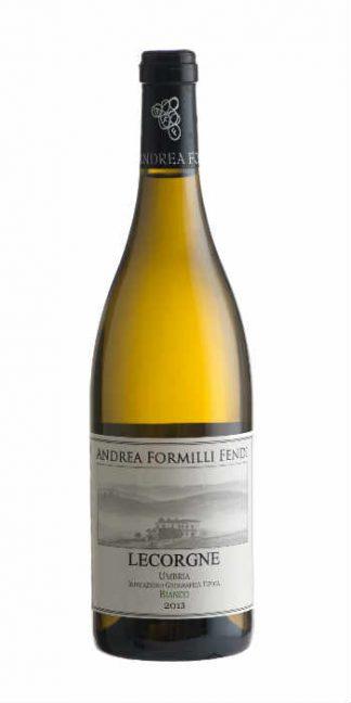 Umbria LeCorgne Bianco 2013 Fattoria Le Corgne - Wine il vino