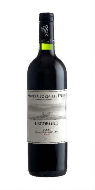 Umbria LeCorgne Rosso 2013 Fattoria Le Corgne - Wine il vino