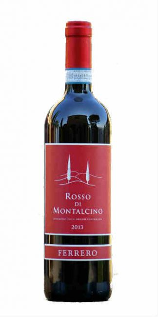 Rosso di Montalcino 2014 Ferrero - Wine il vino