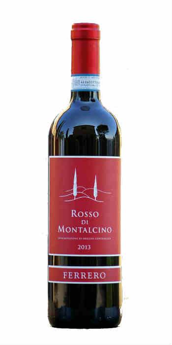 Rosso di Montalcino 2018 Ferrero - Wine il vino