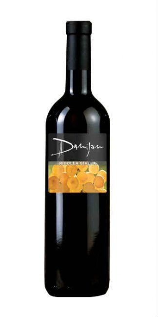 Venezia Giulia Ribolla Gialla 2012 Podversic - Wine il vino