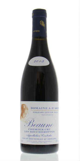 Beaune 1er Cru Boucherottes 2011 A-F Gross - Wine il vino