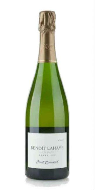 Champagne brut Grand Cru Essentiel Benoît-Lahaye - Wine il vino