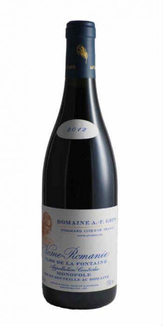 Vosne-Romanée Clos de la Fontaine 2000 A-F Gross - Wine il vino