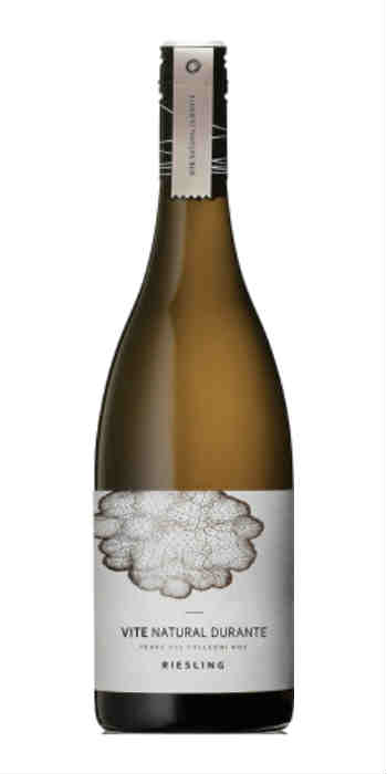 Bergamasca Riesling 2015 Vite Natural Durante - Wine il vino