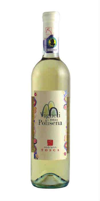 Valcalepio bianco Vigneti della Polisena 2015 Tosca - Wine il vino